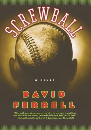 book cover of Screwball