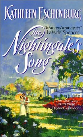 book cover of The Nightingale\'s Song