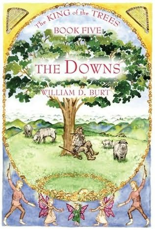 book cover of The Downs