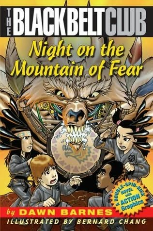 book cover of Night On the Mountain of Fear