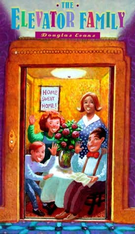 book cover of The Elevator Family