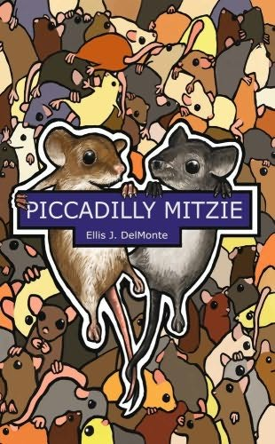book cover of Piccadilly Mitzie