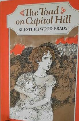book cover of The Toad On Capitol Hill
