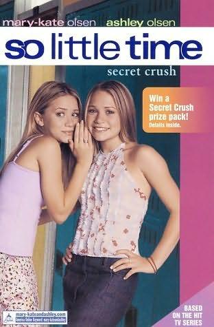 book cover of Secret Crush