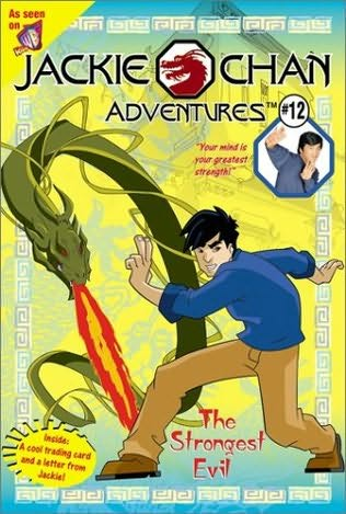 book cover of The Strongest Evil
