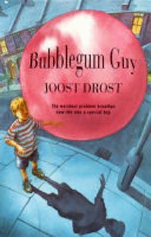book cover of Bubblegum Guy