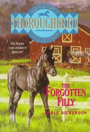 book cover of The Forgotten Filly