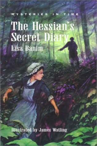book cover of The Hessian\'s Secret Diary