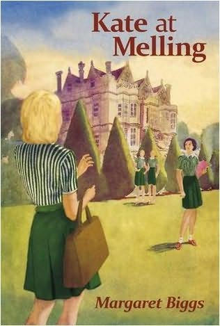 book cover of Kate At Melling