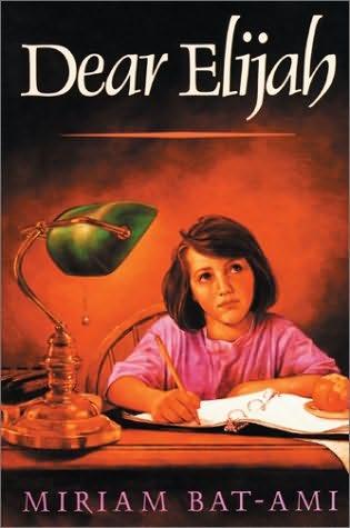 book cover of Dear Elijah
