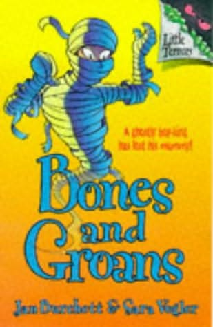 book cover of Bones and Groans