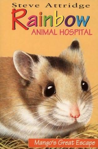 book cover of Mango\'s Great Escape