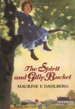 book cover of The Spirit and Gilly Bucket