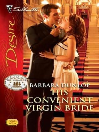 book cover of His Convenient Virgin Bride