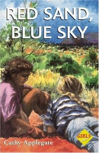 book cover of Red Sand, Blue Sky