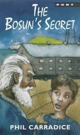 book cover of The Bosun\'s Secret