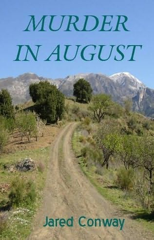 book cover of Murder in August