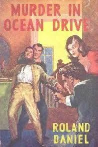 book cover of Murder In Ocean Drive