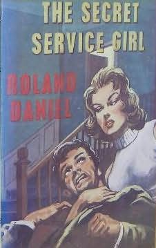book cover of The Secret Service Girl