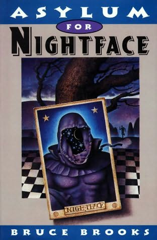 book cover of Asylum for Nightface