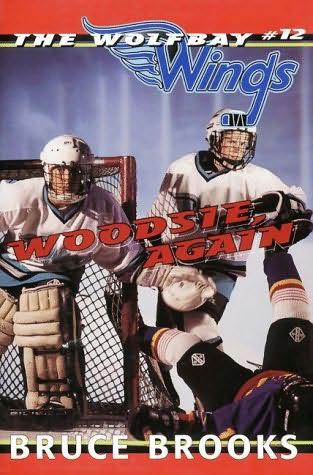 book cover of Woodsie, Again