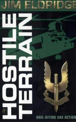 book cover of Hostile Terrain