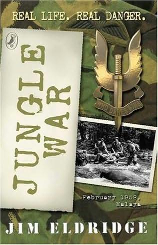 book cover of Jungle War
