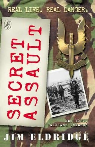 book cover of Secret Assault