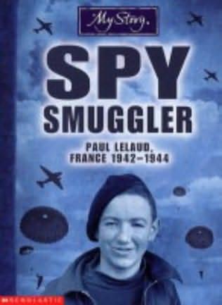 book cover of Spy Smuggler