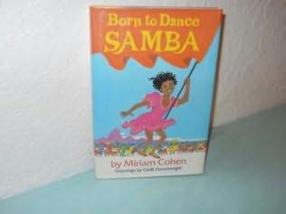 book cover of Born to Dance Samba