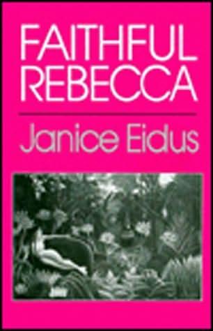 book cover of Faithful Rebecca