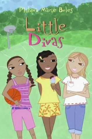 book cover of Little Divas