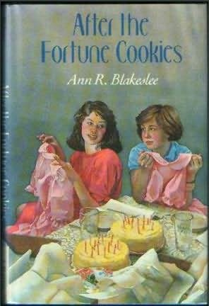 book cover of After the Fortune Cookies