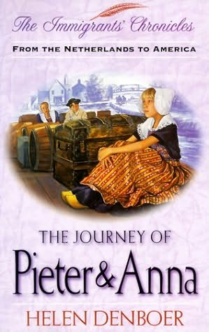 book cover of The Journey of Pieter & Anna