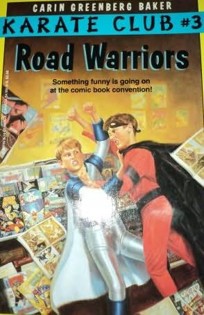 book cover of Road Warriors