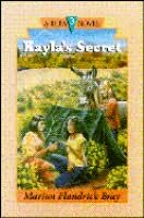 book cover of Kayla\'s Secret