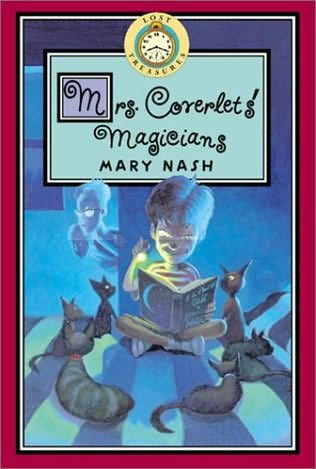 book cover of Mrs.Coverlet\'s Magicians