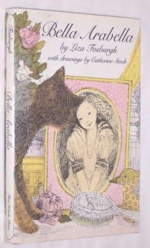 book cover of Bella Arabella
