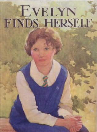 book cover of Evelyn Finds Herself