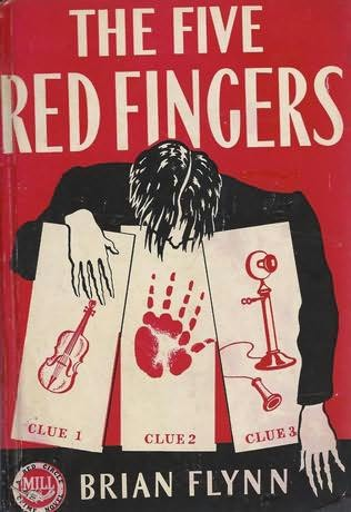 book cover of The Five Red Fingers