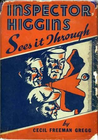 book cover of Inspector Higgins Sees It Through