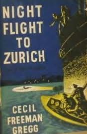 book cover of Night Flight to Zurich