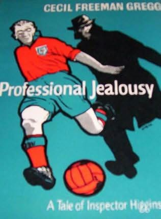book cover of Professional Jealousy