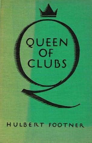 book cover of The Queen of Clubs