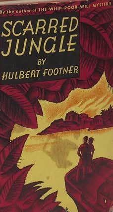 book cover of Scarred Jungle