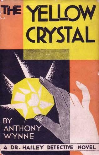 book cover of The Yellow Crystal