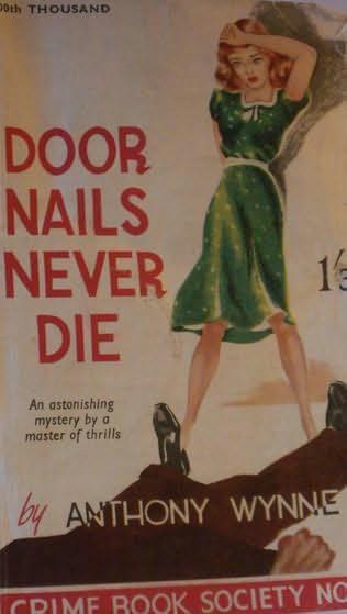 book cover of Door Nails Never Die