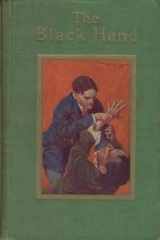 book cover of The Black Hand