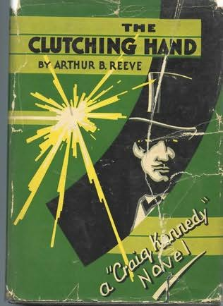 book cover of The Clutching Hand