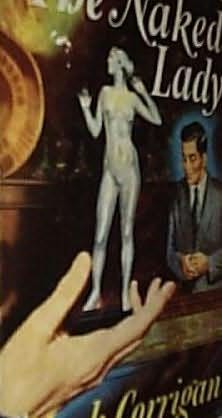 book cover of The Naked Lady